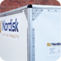 Nordisk completes delivery of 4,300 lightweight containers to Singapore Airlines