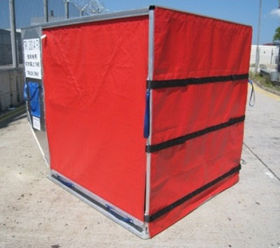 DKE Ground Container