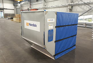 Nordisk launches the world´s lightest ULD!