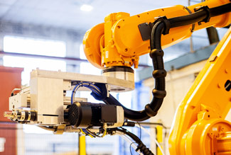 Improved production with robotic assembly cell