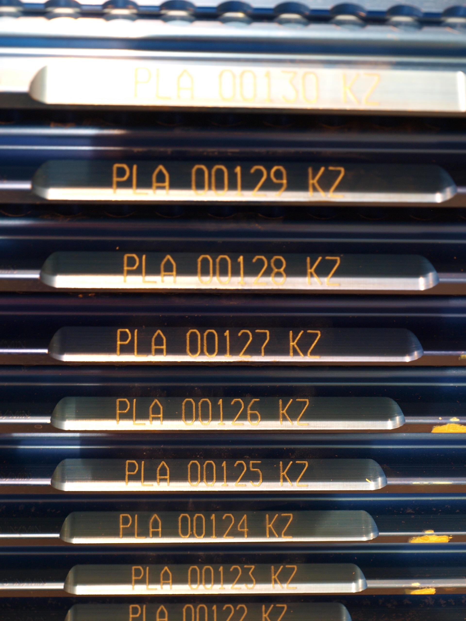 Nordisk FLA PLA detail