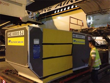 Cebu Pacific Air selects Nordisk Ultralite®
