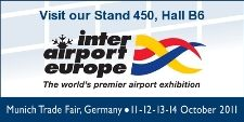 Thank you for visiting us at inter airport Europe!